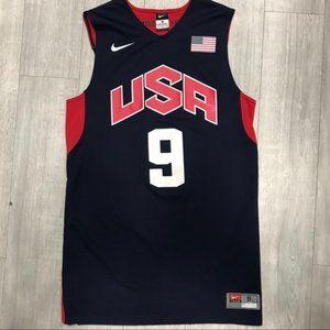 Nike NBA Olympic Jersey Andre Iguodala USA #9